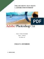 Identifikasi Menu Dan Ikon Pada Adobe Photoshop (2)