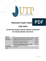 Process Plant Design Group Assignment