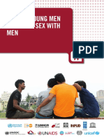 hiv and young men who have sex with men