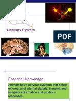 nervous system 2016 ppt