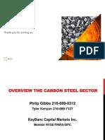 The Steel Index Webinar Slides Download
