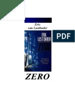 Zero - Eric Lustbader