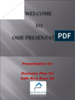 PROJECT PROFILE OF RB OIL.ppt