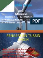 Manfaat turbin angin