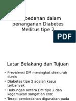 Pembedahan Dalam Penanganan Diabetes Mellitus Tipe 2