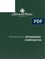 Programa Corporativo de Integridade