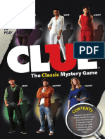Clue Instructions
