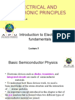 Lecture5-Introduction to Electronic Fundamentals