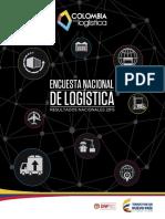 Encuesta Nacional Logística 2015 – Libro de Resultados