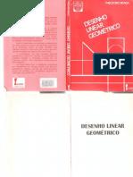 Livro de Desenho Linear Geometrico - Theodoro Braga - 14ª Edição