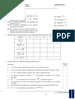 1 Conjuntos Numéricos Ejercicios 1