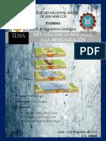 Informe Rift Volcánicos Asociados a La Mineralización 2