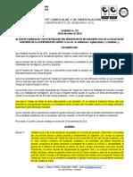 191 - Diciembre 19 de 2014 - Modificación Acuerdo 010 de Trabajos de Grado Referente a La Documentación y Asesores (1)