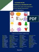 Culegere Evaluare Nationala La Matematica 2015