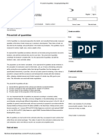 Priced Bill of Quantities - Designing Buildings Wiki