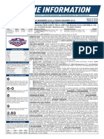 04.04.16 Game Notes