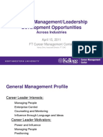 General Mgmt