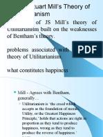 JS MILL & Liberalism