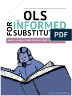 Tools for Informed Substitution