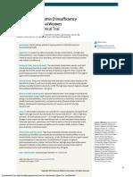 JAMA Article VitD Postmenopause