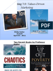 Dr. Kotler Talk About Marketing in Kuwait 4th April 2011