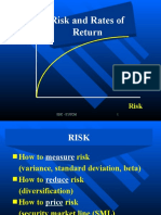 2.2 Risk and Return