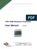 TDS-100M Manual Ece 1