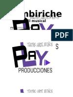 Timbiriche El Musical, VERSION LIBRE