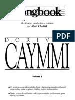 songbook dorival caymmi pdf