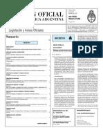 Boletin Oficial 29-04-10 - Primera Seccion