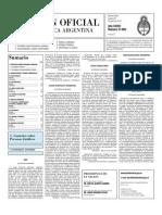Boletin Oficial 29-04-10 - Segunda Seccion