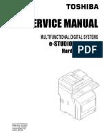 Toshiba EStudio 477s Service Manual