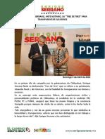 2016-04-03 Firma Enrique Serrano, Ante Notario, Su _tres de Tres_ Para Transparentar Sus Bienes
