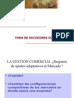 Direccion Comercial
