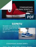 Standarisasi Ukuran Sepatu Di Dunia