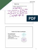 c312 polar coordinates