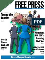 Albuquerque Alternative Newspaper - ABQ Free Press-  Mar22