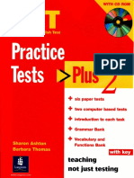 PET Practice Tests Plus 2