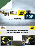 Seguridad Industrial Febrero 2016