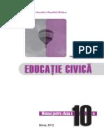 Educatie Civica - Clasa a 10-a