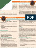 AML nursing diagnosis