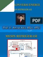 Modul Mke Refrigerasi Prof Amiral Aziz MSc APU