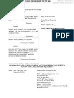 Geragos & Geragos Memorandum of Law in Support of Kesha's Preliminary Injunction