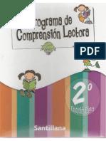 Programa Comprension Lectora 2 Basico Libro Alumno