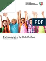 Die Grundschule in Nordrhein-Westfalen