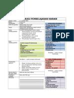 Rekod Harian Psk 2016