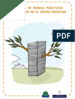 Manual Buenas Practicas Ambientales en El Centro Educativo
