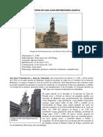 Breve Historia de San Juan Nepomuceno