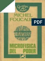Foucault. Nietzsche La Genealogia La Historia