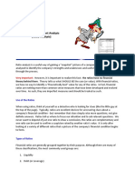 Fme 343_Financial Statement Analysis